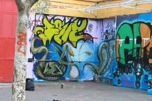 Graffiti Revolution 2010