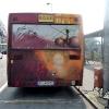 Boje Bus | Hintererseite
